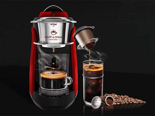 Cà phê Phin Điện - cách mạng hóa cách uống cà phê phin cho người Việt