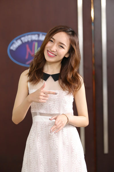 Ca sĩ Cao Thanh Thảo My sẽ đảm nhận vai trò MC của chương trình. (Ảnh do chương trình cung cấp)
