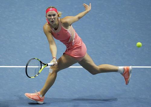 Wozniacki chia tay giải đấu ở St.Petersburg từ vòng hai