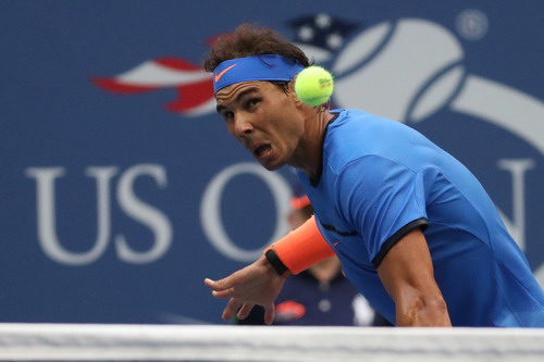 Những quả cắt bóng của Nadal không đủ khiến đối thủ khiếp sợ