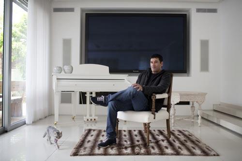 """Gilbert Chikli khẳng định hắn đã giải nghệ và đoạn tuyệt với quá khứ """"CEO giả"""" Ảnh: AP"""