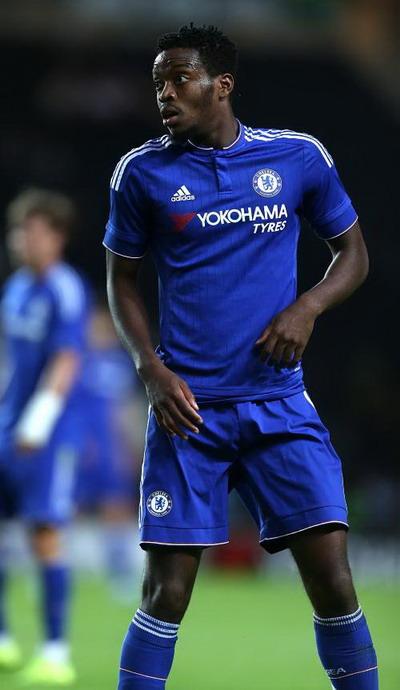 Chalobah vẫn chờ được thi đấu chính thức cho Chelsea
