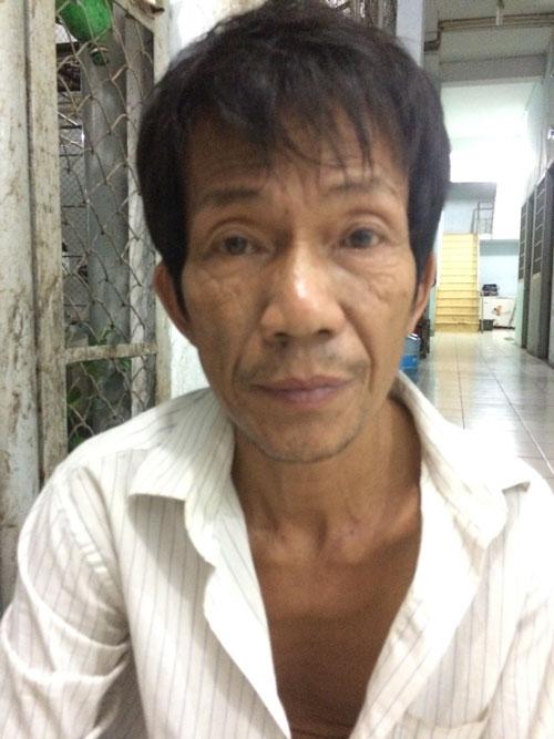 Ông Nguyễn Văn Nam tại cơ quan công an
