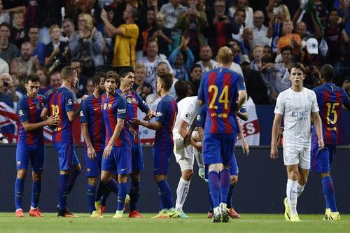Barcelona nhắm đến ngôi vô địch ICC 2016