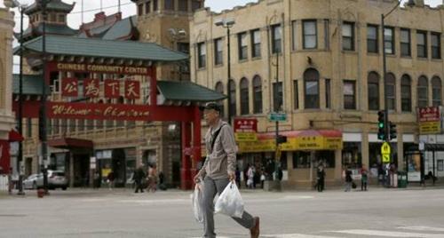 Nhiều người Trung Quốc được điều chuyển sang Mỹ làm việc cho công ty mình. Ảnh: FXtribune