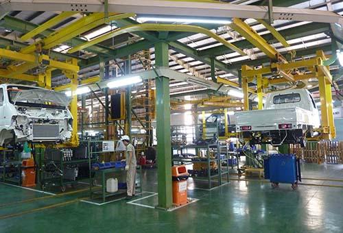 Ngành công nghiệp hỗ trợ Việt Nam vẫn còn trong giai đoạn khởi đầu