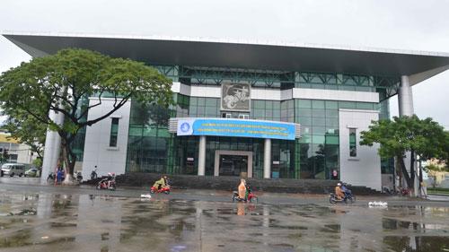 TP Đà Nẵng sẽ xã hội hóa quản lý Nhà hát Trưng Vương