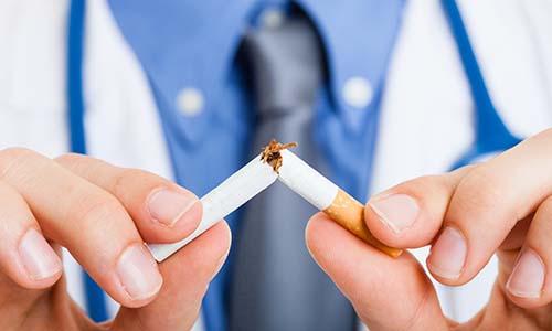 Không hút thuốc lá để phòng bệnh ung thư cho bản thân và cộng đồng Ảnh: Heartresearch