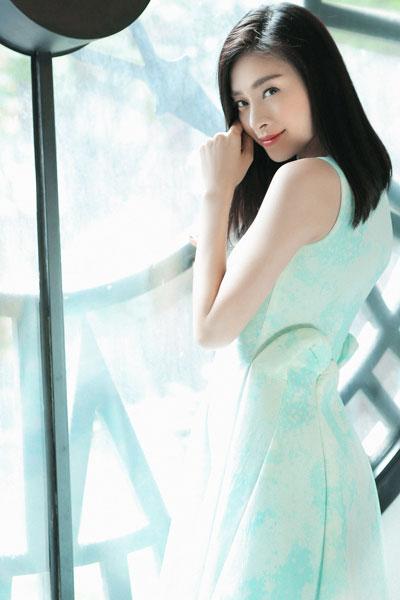 Người mẫu - ca sĩ - diễn viên - đạo diễn - nhà sản xuất điện ảnh Ngô Thanh Vân Ảnh: Kim Bánh Trôi Nước