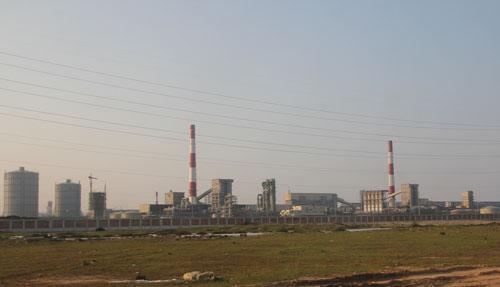 Đoàn kiểm tra sẽ làm rõ việc xả thải của Nhà máy Formosa Ảnh: ĐỨC NGỌC