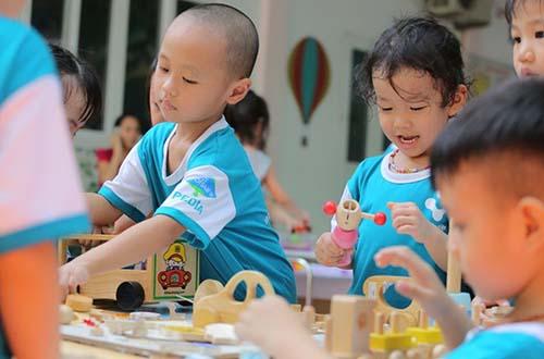 """Dự án """"Tầm cao Việt - Vững bước tương lai"""" giúp trẻ sáng tạo"""