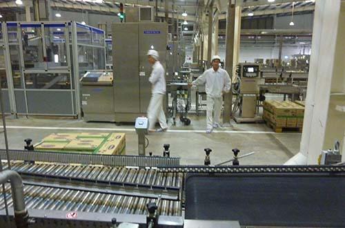 Nhà máy sữa hiện đại của Vinamilk tại Bình Dương