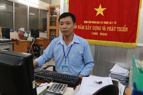Ông Nguyễn Quốc Toản luôn suy nghĩ, tìm mọi cách để chăm lo tốt hơn cho người lao động
