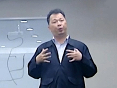 Ông Chu Xuân Phàm phát ngôn gây sốc ngày 25-4