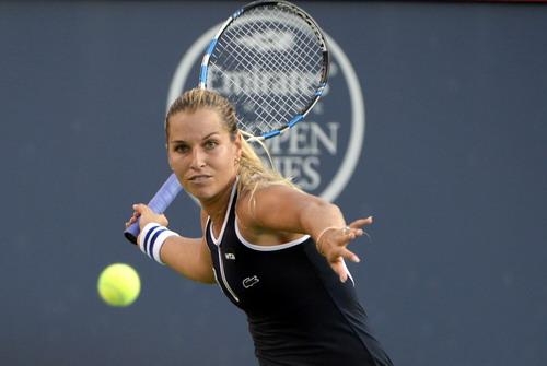 Dominika Cibulkova bị loại
