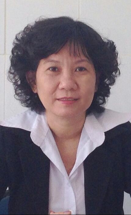 Luật sư Trần Thị Ánh. Ảnh: CÔNG TUẤN