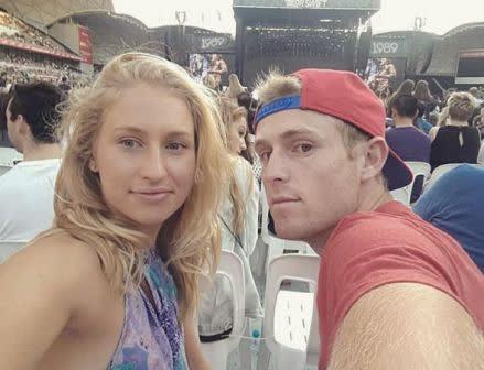 Daria Gavrilova có mối quan hệ thân thiết với bạn trai Luke Saville