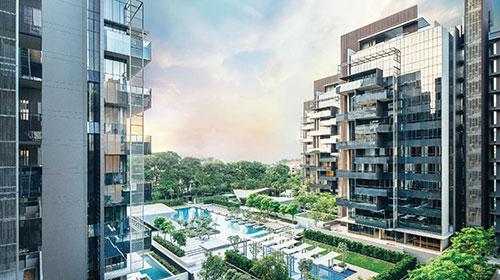 Nhiều dự án bất động sản Singapore sắp công bố tại Việt Nam