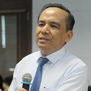 Ông LÊ HOÀNG CHÂU, Chủ tịch Hiệp hội Bất động sản TP HCM: