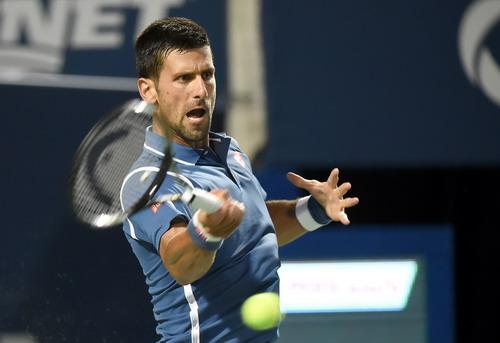 Djokovic hướng tới danh hiệu vô địch thứ 4 tại Toronto