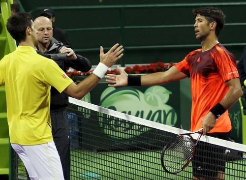 Djokovic khẳng định sức mạnh trước Verdasco