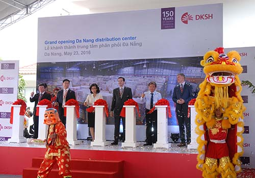 Công ty DKSH khánh thành trung tâm phân phối mới tại Đà Nẵng