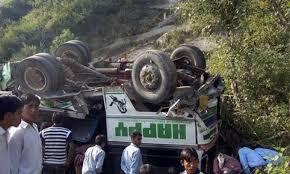 Hiện trường vụ tai nạn tại Pakistan. Ảnh: Pakistan Today