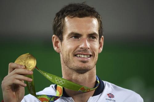 Tấm HCV Thế vận hội thứ nhì của Andy Murray