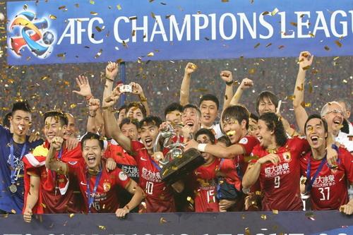 Quảng Châu Evergrande vô địch AFC Champions League 2013