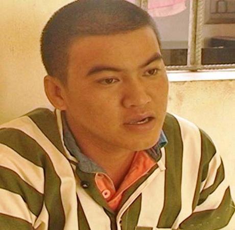Đối tượng Nguyễn Minh Cường.