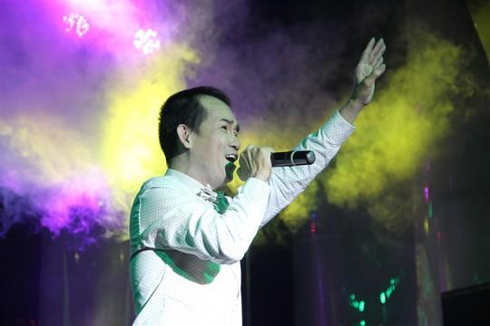 Ca sĩ Minh Thuận lúc khỏe mạnh. Ảnh: K.Khánh