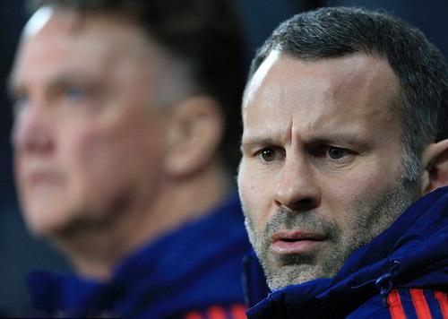 Ryan Giggs không có tên trong kế hoạch tương lai của Man United