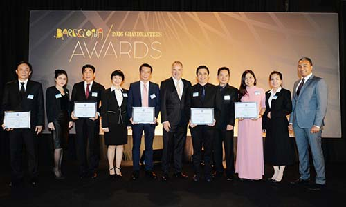 Năm đại lý GM Việt Nam được vinh danh