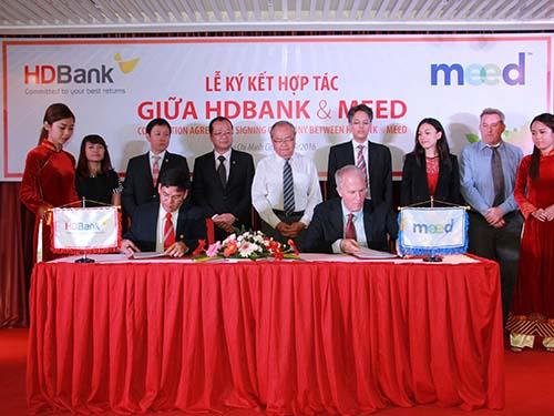 HDBank và MEED hợp tác