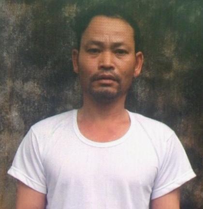 Nghi phạm Đặng Quang Văn