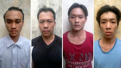 Băng nhóm trộm cắp chuyên nghiệp do Thắng chó cầm đầu bị triệt phá cận Tết