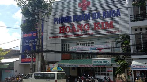 Phòng khám đa khoa Hoàng Kim