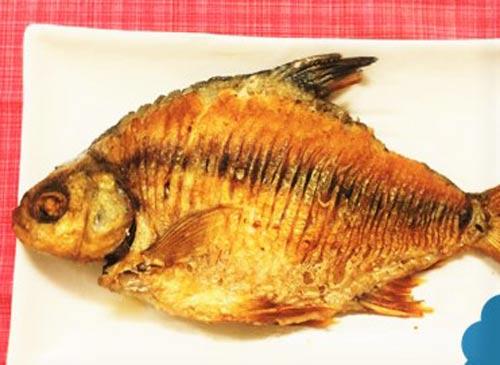 Món cá he thuở nào...