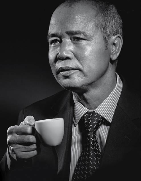 Ông Phạm Quang Vũ, Chủ tịch Hội đồng Quản trị Công ty CP Vinacafé Biên Hòa