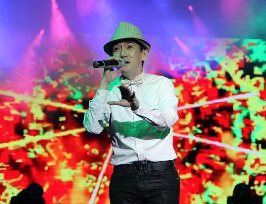 Ca sĩ Minh Thuận đã tỉnh lại. Ảnh: K.Khánh
