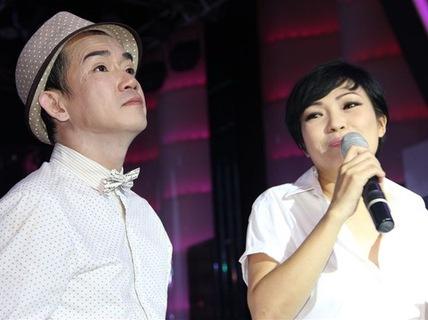 Minh Thuận và Phương Thanh.