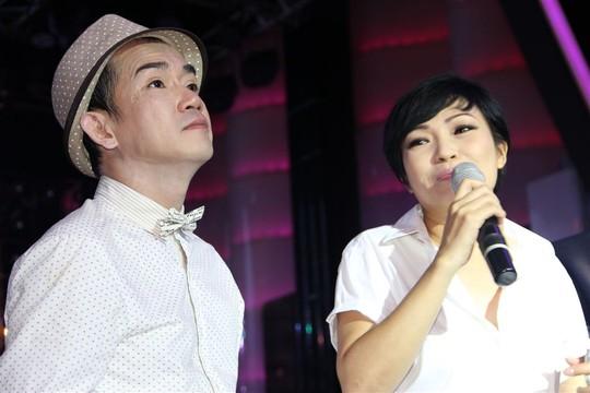 Minh Thuận và Phương Thanh là bạn bè thân thiết. Ảnh: K.Khánh