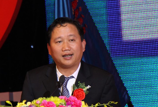 Trịnh Xuân Thanh đang bị Cơ quan Cảnh sát điều tra, Bộ Công an truy nã toàn quốc và quốc tế