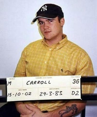 Ông Michael Carroll trúng 15 triệu USD vào năm 2002. Ảnh: EPA