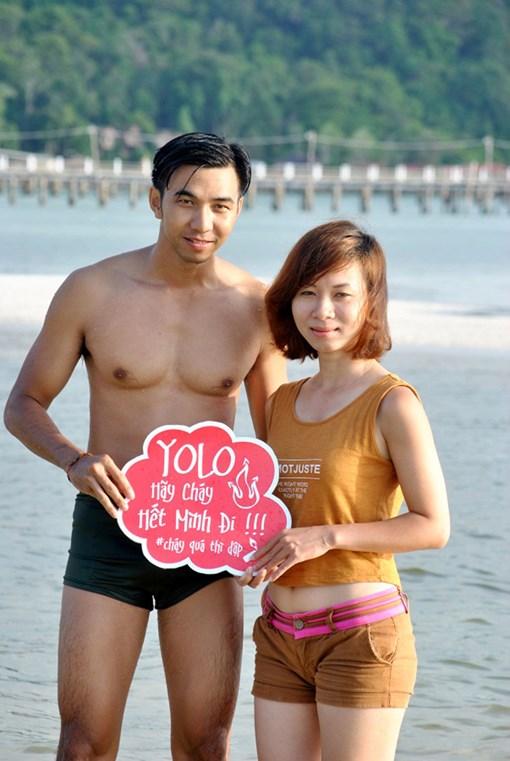 Nhiều bạn trẻ tại TP HCM chọn Koh Rong Samloem làm điểm đến du lịch và khám phá