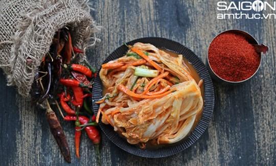 Làm kim chi kiểu Hàn đơn giản tại nhà cực dễ
