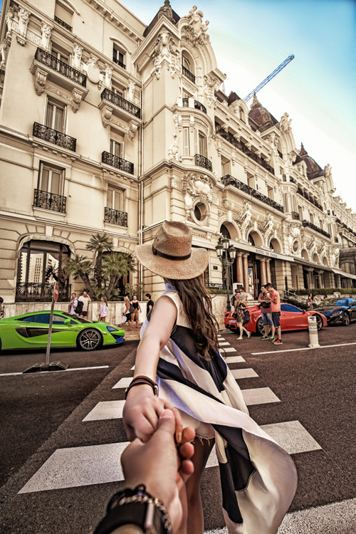 Công quốc Monaco - nơi của những quý tộc vương giả.