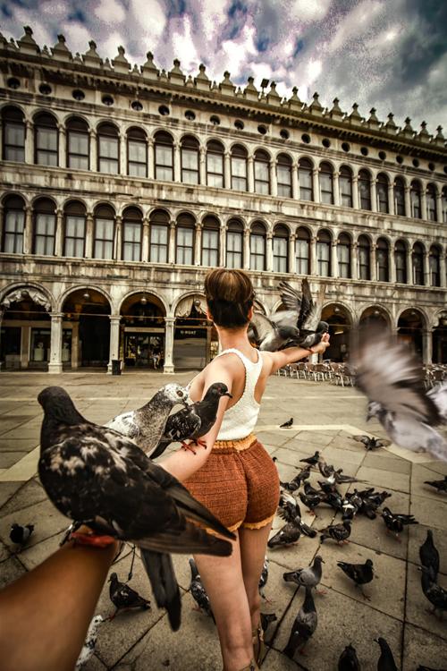 Quảng trường San Marco - Venice - Italy.