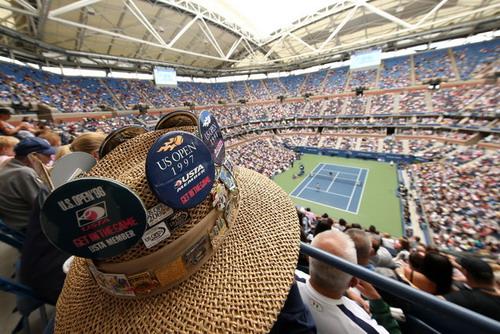 US Open đạt con số kỷ lục 41.000 khán giả một trận đấu