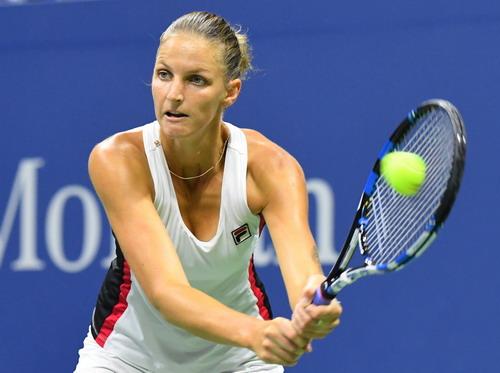 Sau 7 năm chơi chuyên nghiệp, Pliskova vào đến chung kết một giải Grand Slam
